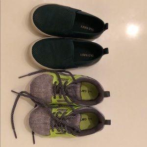 Lot of size 7 Toddler Boy shoes